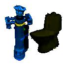 Vattenbesparing WC