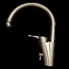 Vattenbesparing och energieffektiv 838 - NGL Stainless - Rostfri/blyfri köksblandare med DM-avst