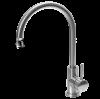 Vattenbesparing och energieffektiv 832 - NGL Stainless - Rost-/blyfri köksblandare utan DM-avstängning