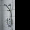 Vattenbesparing och energieffektiv 1406/1 - Komplett duschset, krom